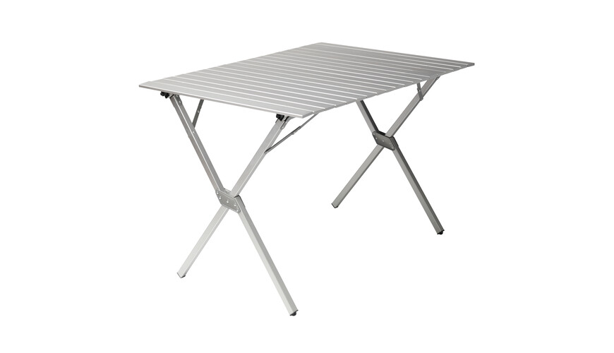 Grand Canyon Familiy Table Aluminium silver
